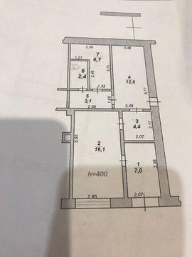 Продаю фасадное нежилое помещение 52 кв.м. Керчь.
