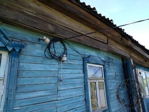 Участок со старым домом ИЖС в д. Сертякино г.о. Подольск - Фото 5
