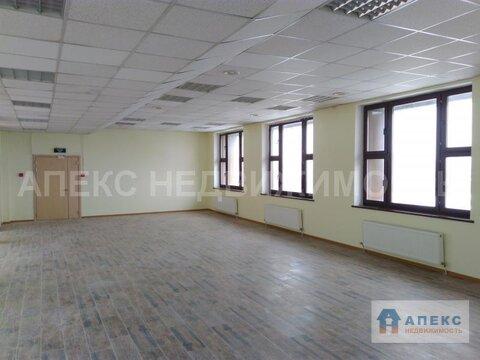 Аренда офиса 600 м2 м. Рязанский проспект в бизнес-центре класса В в . - Фото 4