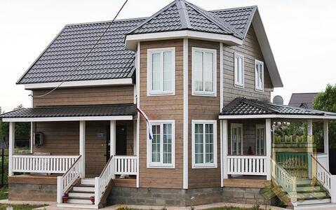 Красивый новый дом у Плещеева озера по Ярославскому шоссе - Фото 1