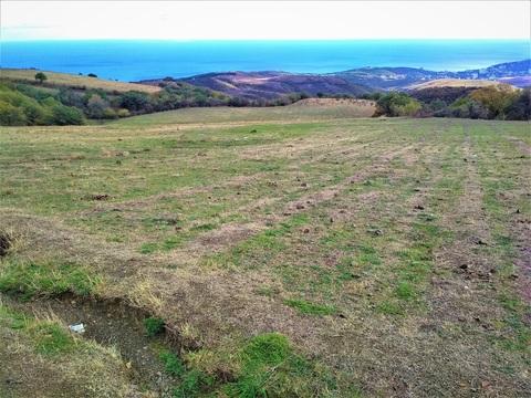 Продам видовой участок 15 сот. ИЖС г. Алушта, с. Лучистое 6 км от моря - Фото 2