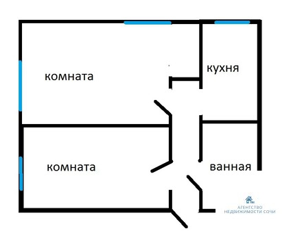 Краснодарский край, Сочи, ул. Донская,67 2
