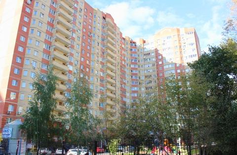Купить недорого квартиру с ремонтом в Красково, Люберцы - Фото 1