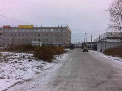 Производственно-складская база 8000 кв. м. - Фото 1