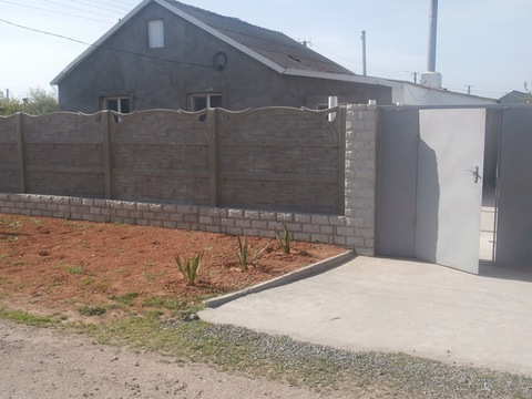 Продам дом в 16 км от Евпатории, с.Воробьево - Фото 3