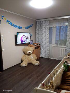 Квартира 2-комнатная Саратов, Ленинский р-н, ул Перспективная - Фото 3