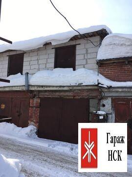 Сдам капитальный гараж, ул. Ионосферная 1. ГСК Радуга № 17 - Фото 1