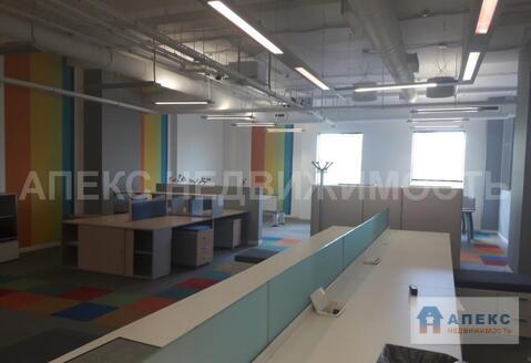 Аренда офиса 390 м2 м. Калужская в бизнес-центре класса А в Коньково - Фото 2