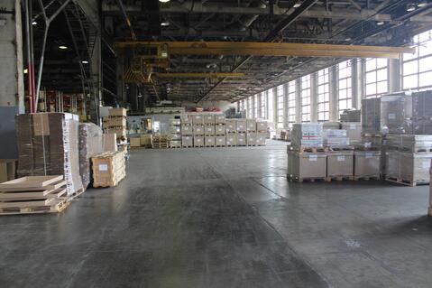Сдам производственно-складской корпус 21 615 кв.м. - Фото 1