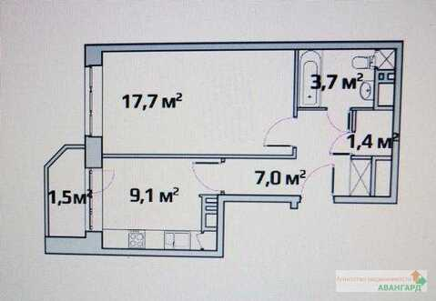 Продается квартира, Электросталь, 40.3м2 - Фото 4
