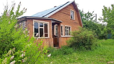 2-эт. Дачный дом с печкой + Баня на 8 сотках в СНТ«Южное» Заокский р-н - Фото 1
