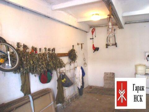 Продам кап. гараж, ГСК Спутник. Академгородок, близко к Демакова 17 - Фото 2