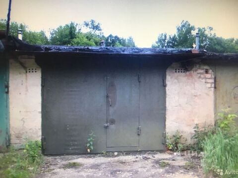 Продажа гаража, Орел, Орловский район, Левоовражный пер. - Фото 1