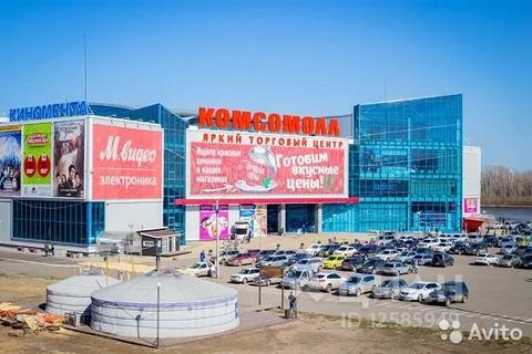 Торговая площадь в Красноярский край, Красноярск ул. Белинского, 8 . - Фото 1