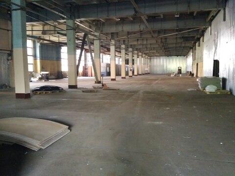 Производственное-складское помещение 2200 кв.м,500 квт. - Фото 1