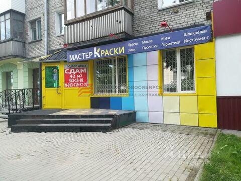 Аренда торгового помещения, Новосибирск, Ул. Богдана Хмельницкого - Фото 2