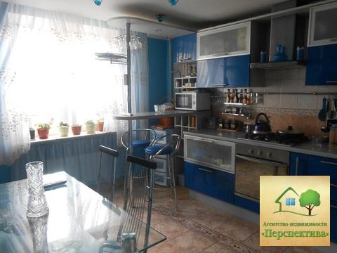 3-комнатная квартира в с. Павловская Слобода, ул. Луначарского, д. 9 - Фото 4
