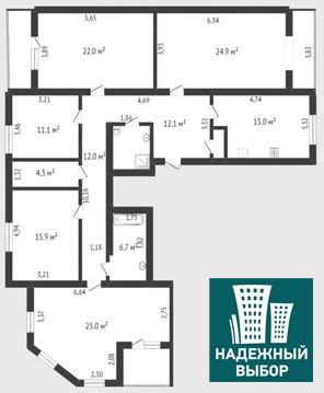 Объявление №65164254: Продаю 5 комн. квартиру. Тюмень, ул. Демьяна Бедного, д. 104 к 3,