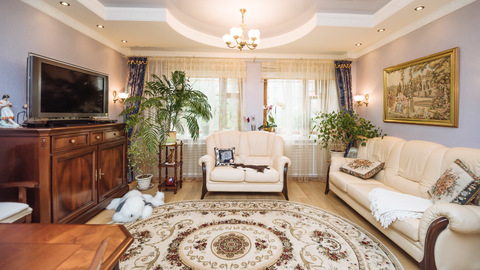 Трехкомнатная квартира на Суздалке - Фото 1