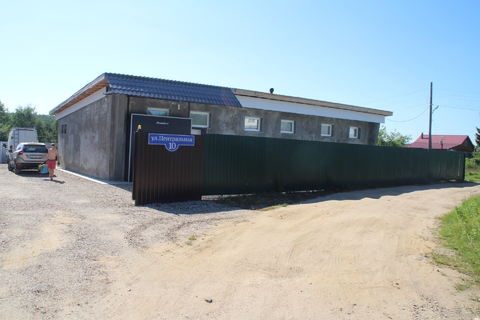 Продаётся склад-магазин площадью 195 кв.м. в деревне Вязьмино - Фото 1