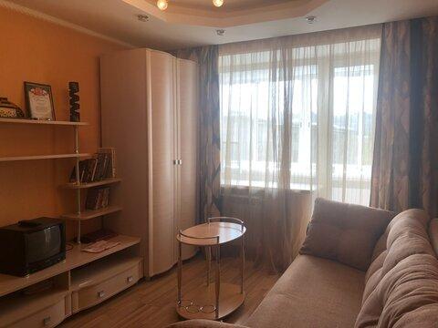Отличная однокомнатная квартира в Александрове, Вокзальный пер, д.5 - Фото 1