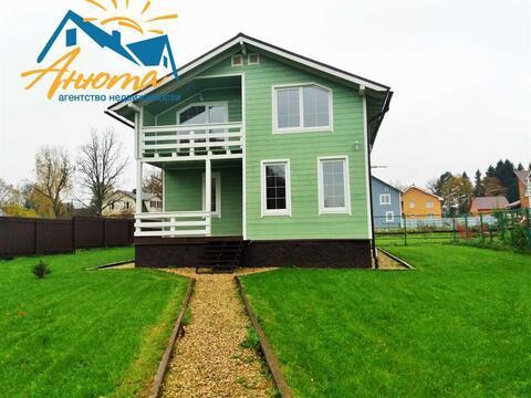 Новый дом в коттеджном поселке на границе Московской области - Фото 4