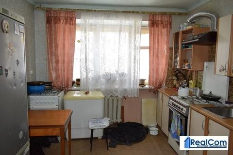 Сдам две комнаты в трёхкомнатной квартиры, ул. Некрасова, 52 - Фото 4