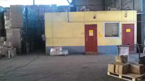 Продам, индустриальная недвижимость, 1800,0 кв.м, Сормовский р-н, ., Продажа складов в Нижнем Новгороде, ID объекта - 900291028 - Фото 1