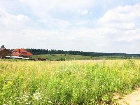 Лучшее предложение! 9 сот. д. Сурмино, 39 км от МКАД по Дмитровскому ш - Фото 1