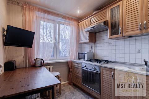 Трехкомнатная квартира в Видном - Фото 1