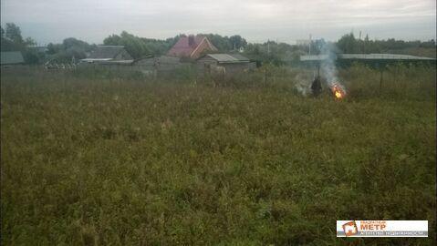Участок 11,3 сотки в селе Петровское Щелковского района - Фото 1