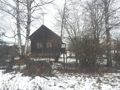 Дом общ.пл 40 кв.м на участке 30 соток д.Зазевитого, Продажа домов и коттеджей в Струнино, ID объекта - 502555377 - Фото 1