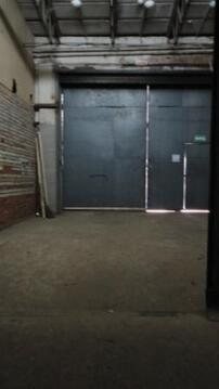 Аренда складских помещений 252.4 кв.м. Метро Щелковская - Фото 1