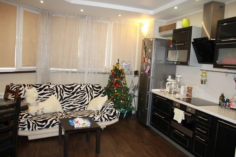 1 комнатная квартира в центре г. Домодедово, ул. Кирова, д.7, к.4 - Фото 3