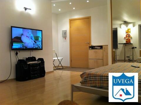 Аренда стильной 1-ком квартиры в центре 5-й Монетчиковский пер, дом 6 - Фото 3