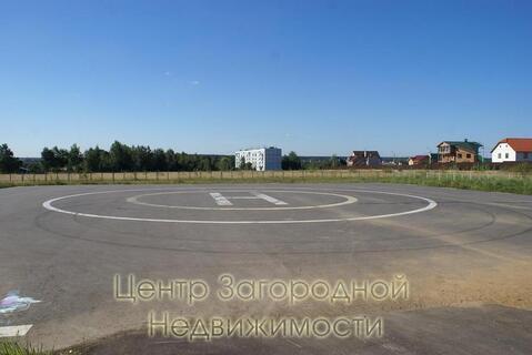 Участок, Калужское ш, 25 км от МКАД, Птичное, коттеджный поселок. . - Фото 5