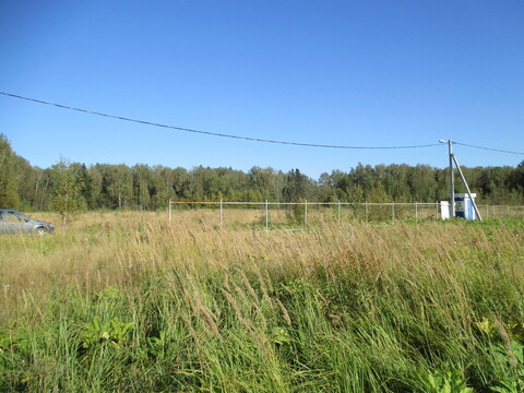 Участок, Ярославское ш, 39 км от МКАД, Кстинино д. Ярославское шоссе, . - Фото 3