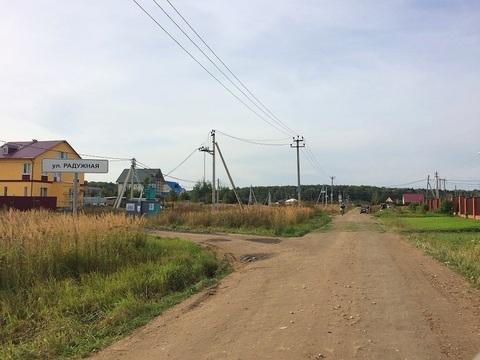 Участок 15 соток в с. Вельяминово Домодедовского г. о. - Фото 3