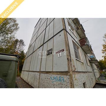 Продажа 2-к квартиры на 5/5 этаже в д. Вилга, ул. Льва Рохлина, д. 1 - Фото 3
