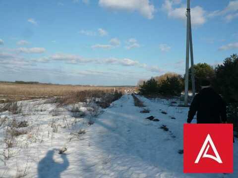 Земельный участок 35 соток ИЖС д. Красново, Тверь - Фото 1