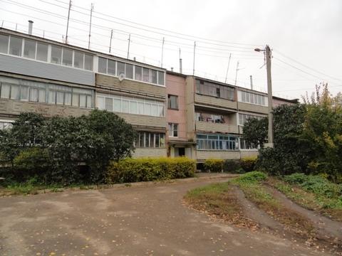 Продается 1 комнатная квартира с.Вышетравино Рязанский район - Фото 1