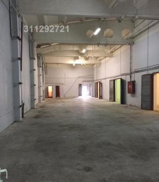 Предлагаются в аренду теплые склады в офисно складском комплексе. 2 а - Фото 2