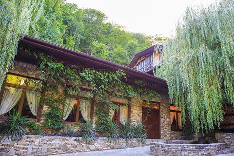 Эко-Резиденция, 29 Шале, 100 номеров, 4.3 Гектара - Фото 1