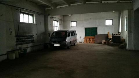 Продажа производственного помещения, Улан-Удэ, Ул. Автотранспортная - Фото 3