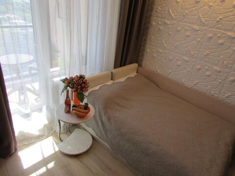 Предлагаю в посуточную аренду апартаменты-студио с балконом и кроватью - Фото 3