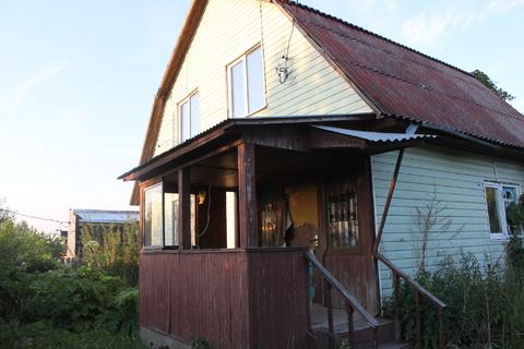 Дом со всеми удобствами, отоплением и пропиской в Дешино, Новая Москва - Фото 3
