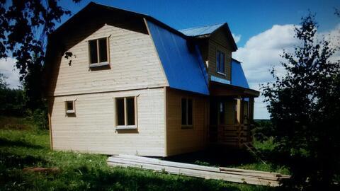 Продам 2-эт.дом в д. Выдумки, Заокского р-на, Тульской области - Фото 4