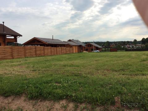 Земельный участок в 60 км от мкада - Фото 2