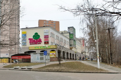 Псн 655 кв.м в действующем тоц в центре Красногорска, 6 км от МКАД - Фото 1