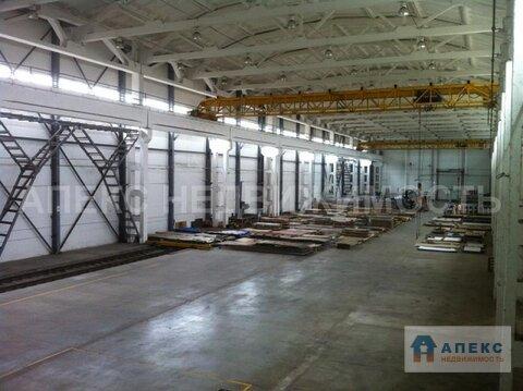 Аренда помещения пл. 2500 м2 под производство, склад, Климовск . - Фото 1